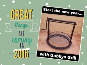 new year with Gabbys grill